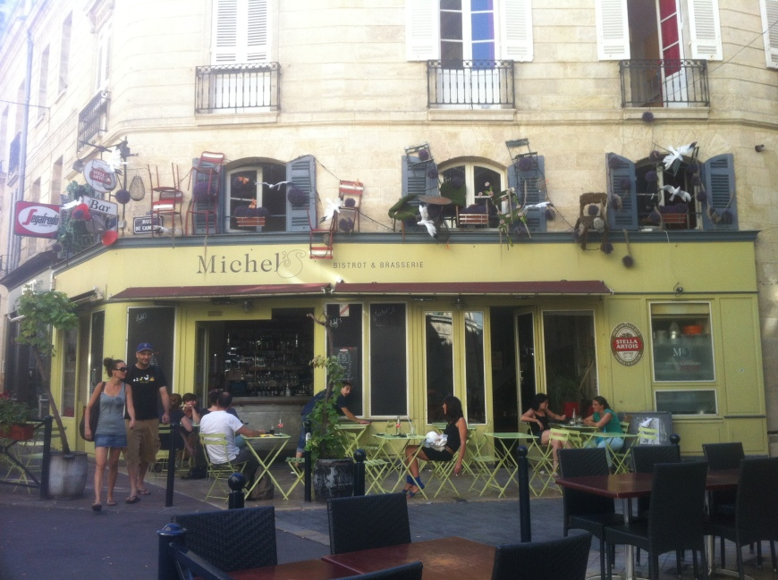 Brasserie de Michel, Bordeaux