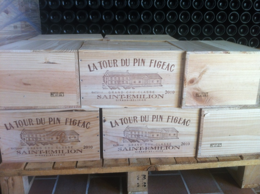 La Tour du Pin Figeac