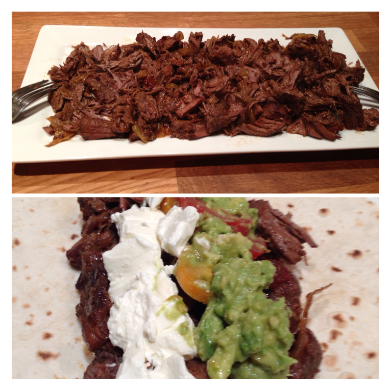 Slow-cooked adventures: Chipotle Beef